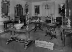Blairman Antiques, Grosvenor House Antiques fair 1960s.